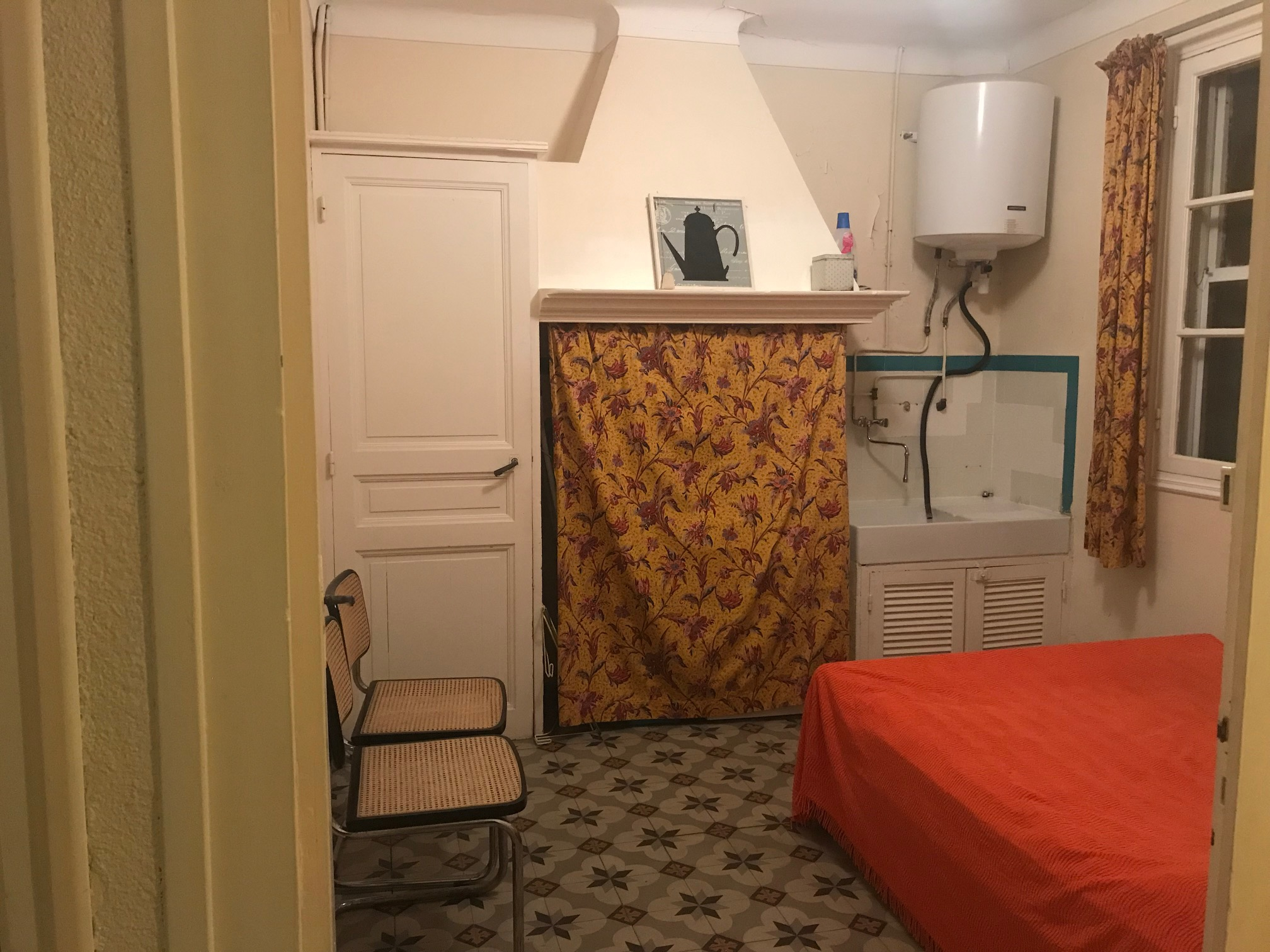 Bormes Slaapkamer 4 (waskamer)